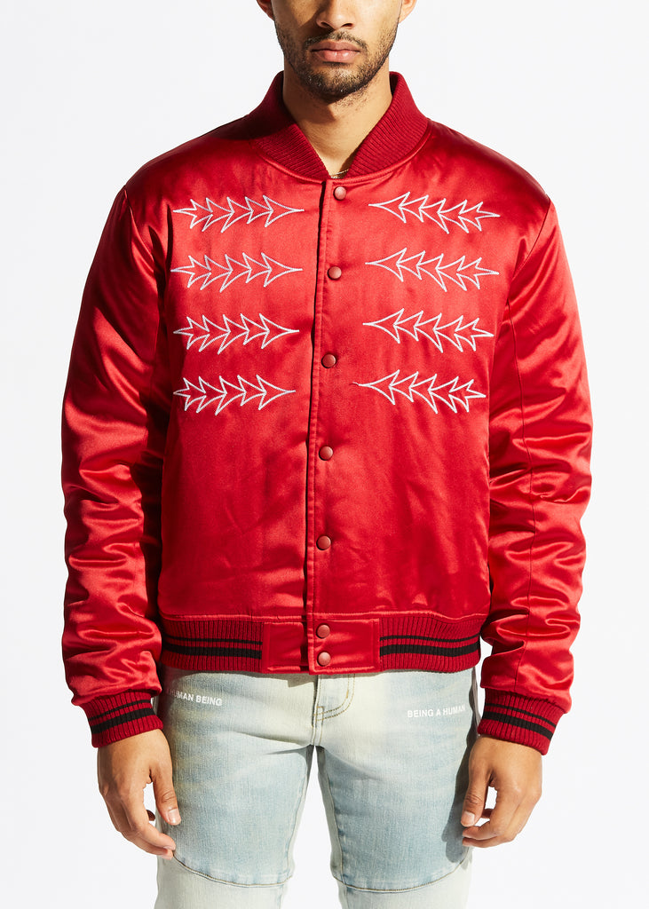 Broadband Reversible Bomber Jacket