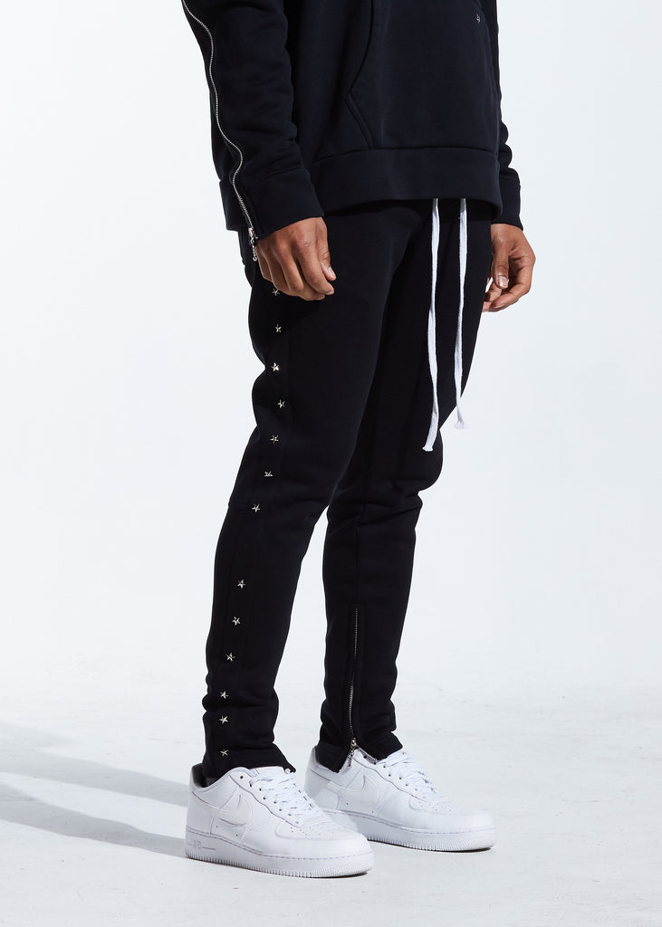 Clinton Sweatpants (Black)