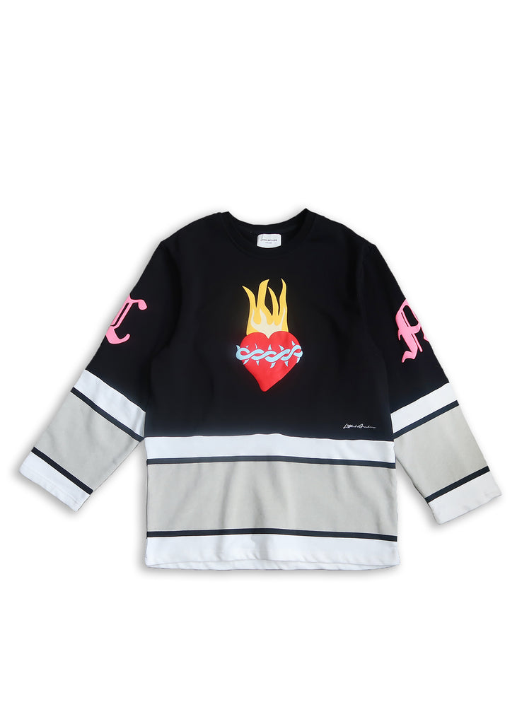 Sacred Heart Hocket Jersey (Black)