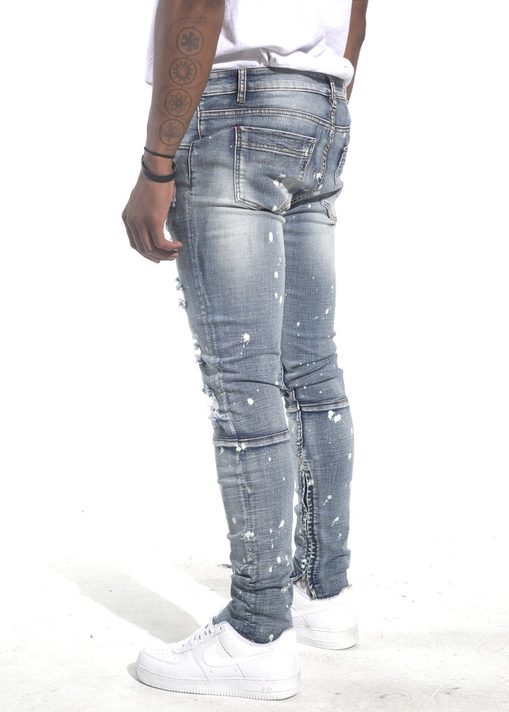 "Mayer ""Heartless"" Denim (Blue)"