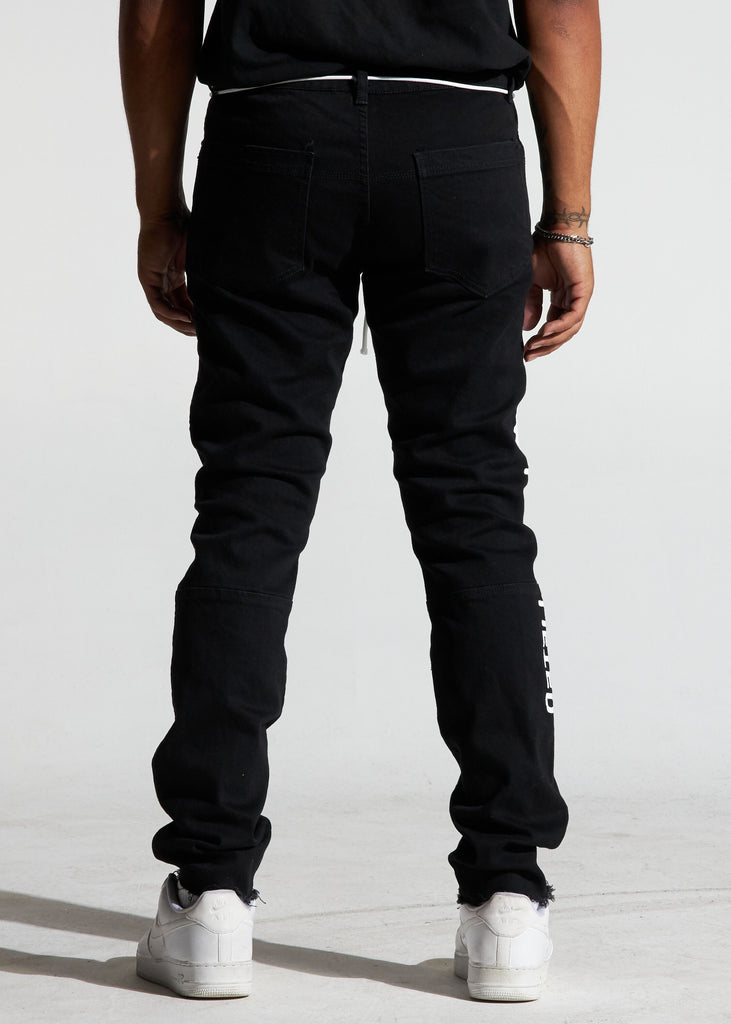 External Denim (Black)