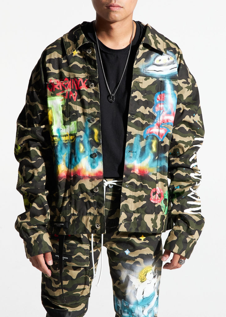 Starlight Jacket (Camouflage)