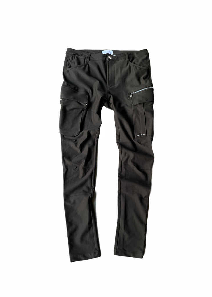 Berlin Daily Cargo Pants (Hunter Olive)