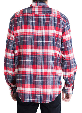 Price Button Down (Red)