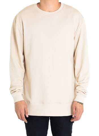 Webber Crewneck Sweater (Tan)