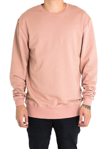 Webber Crewneck Sweater (Salmon)