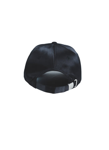 WYWH Satin Strap Back (Black)