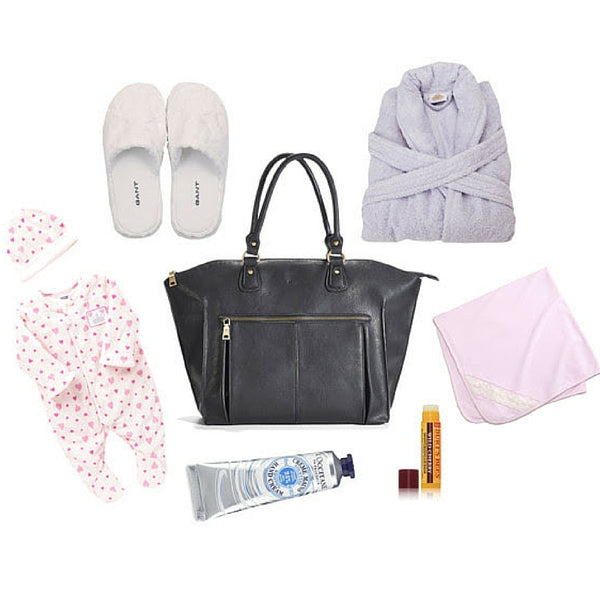 What to pack in your Newlie Diaper Bag for the hospital
