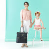 Luise Backpack Diaper Bag, when there's nothing more timeless than a Black Bag.