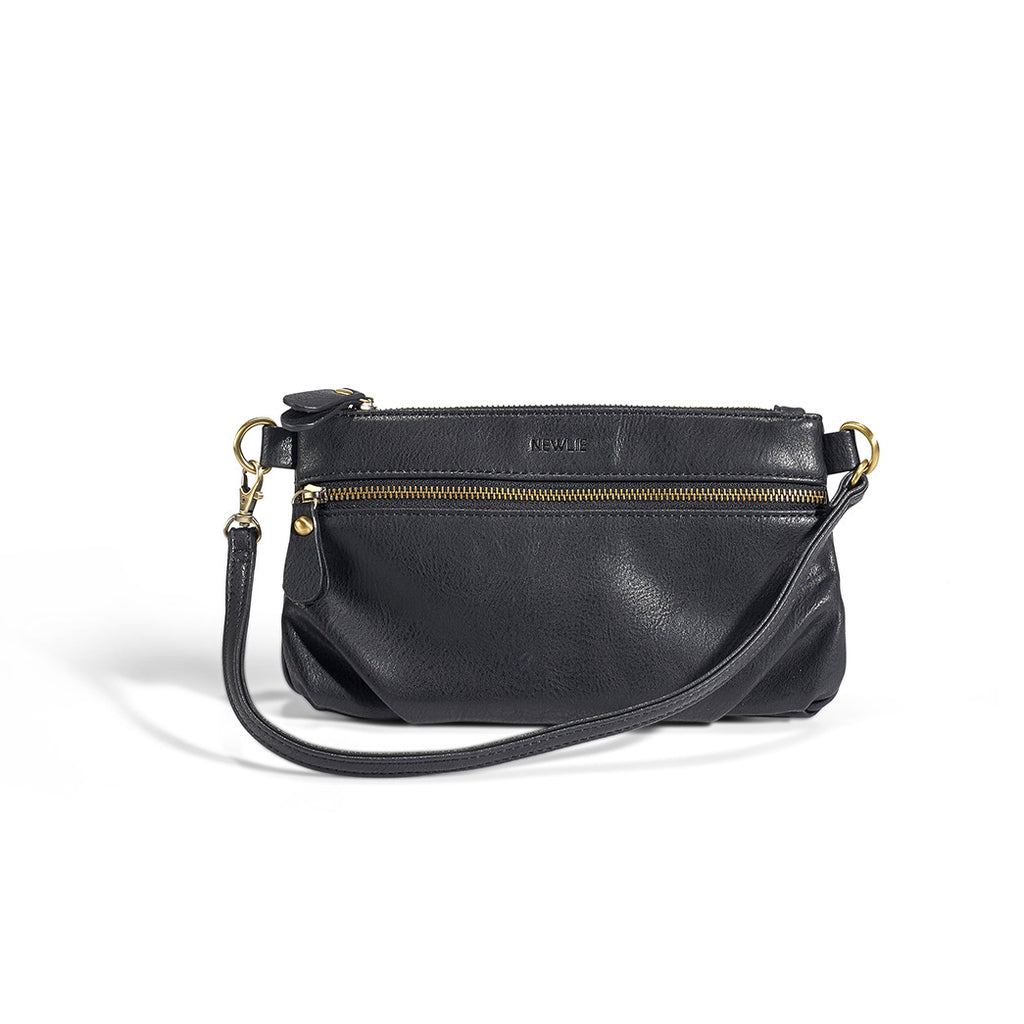 Being a mom isn't all diaper bags. When you need something to fit all of your personal items, get our Margie Clutch.