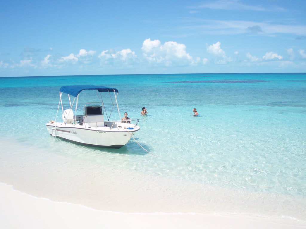 TAKE ME TO...SOUTH CAICOS