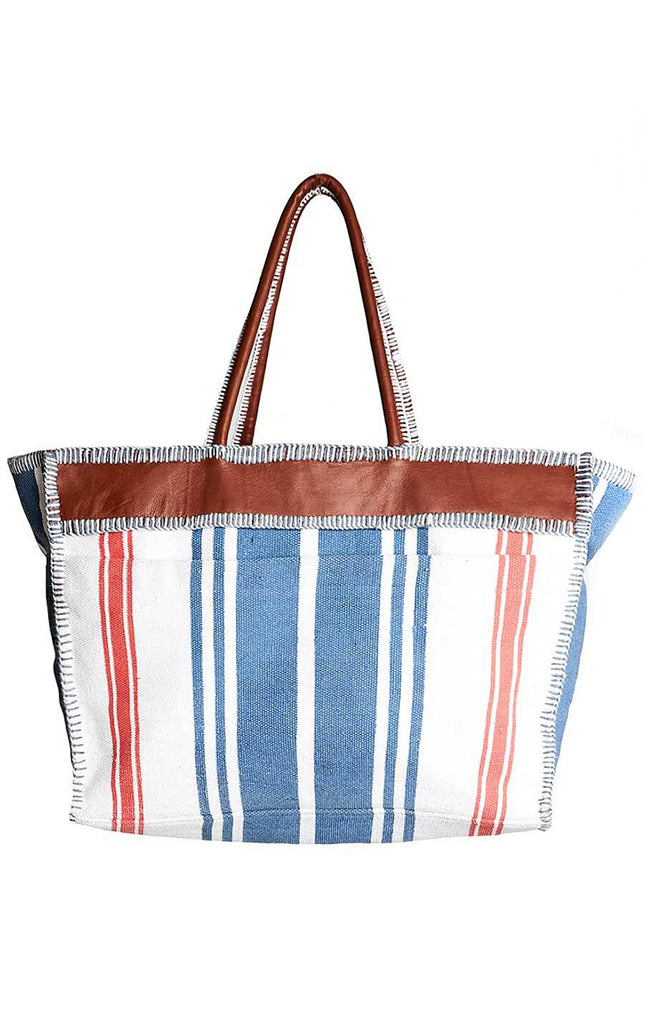 Normandy Beach Bag by Debbie Katz - Surf Souleil