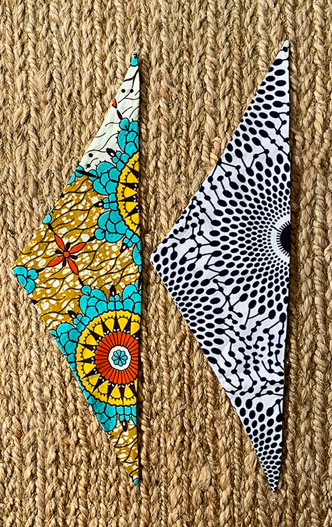 Doggy Bandana - Reversible - Surf Souleil