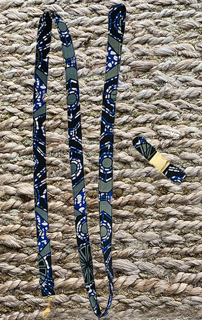Doggy Matching Leash - Royal Blue - Surf Souleil