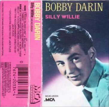 BOBBY DARIN SILLY WILLIE SEALED CASSETTE TAPE #MCAC-20334
