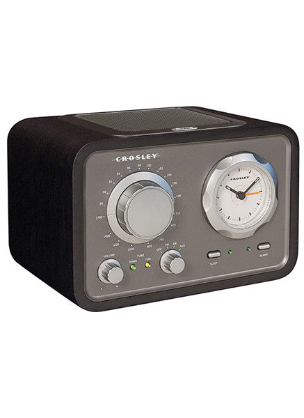 Crosley Duet Radio Alarm Clock
