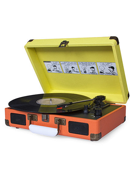 Crosley Peanuts Cruiser Turntable