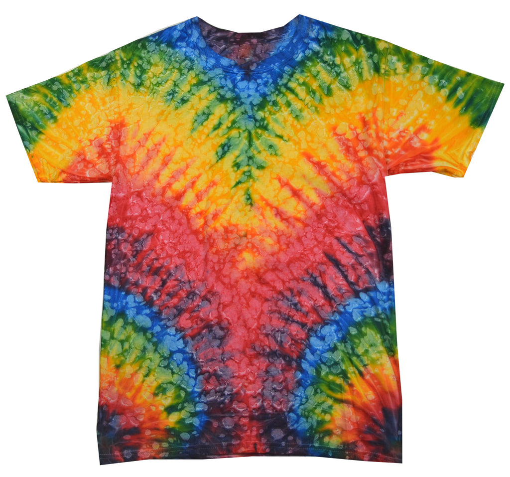 DOUBLE TAKE TIE-DYE T-SHIRT