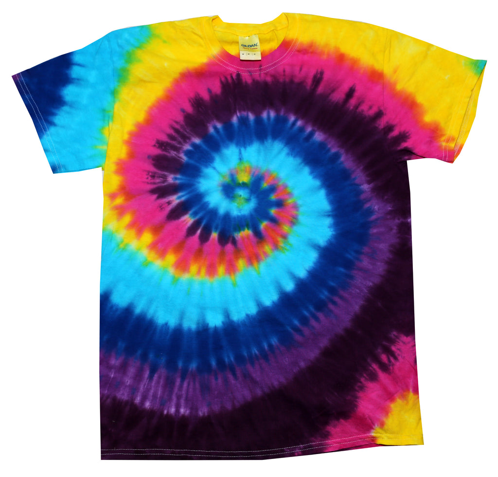 HIPPIE DAZE TIE-DYE T-SHIRT FOR KIDS