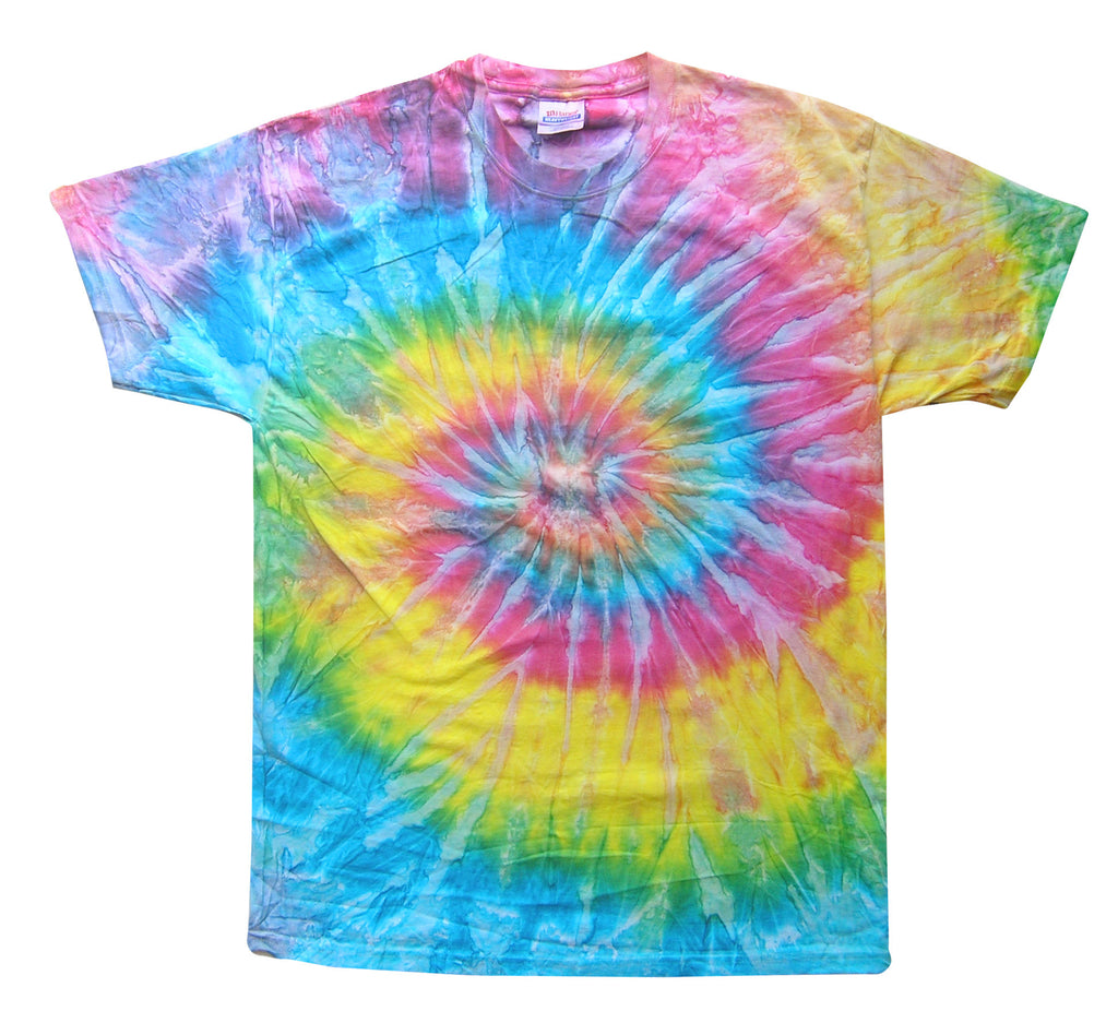 SUMMER OF LOVE TIE-DYE T-SHIRT FOR KIDS