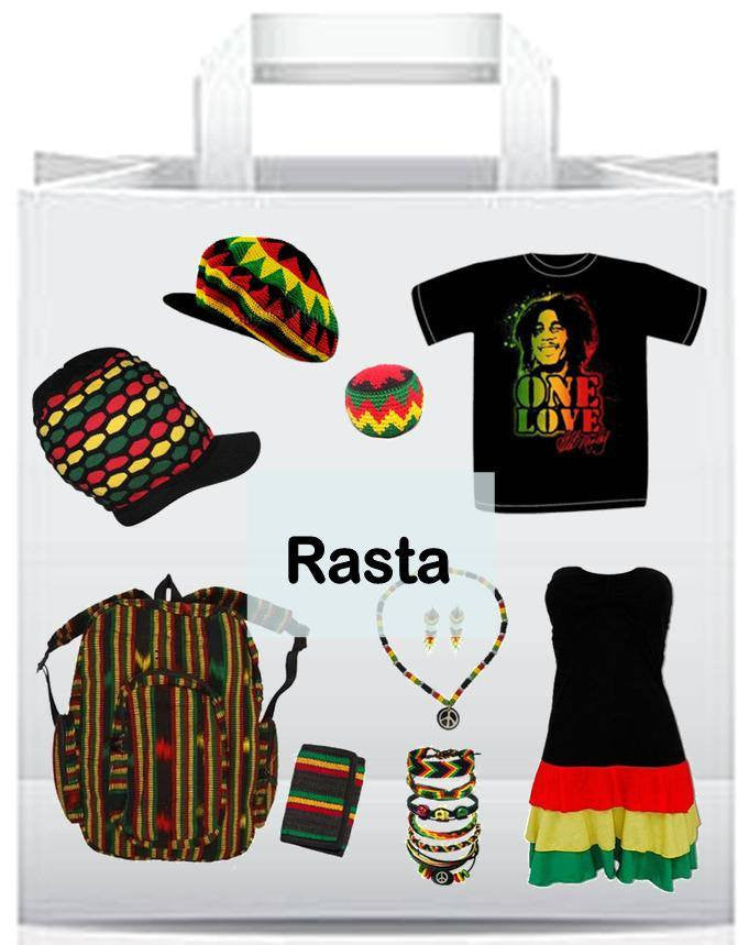 Rastafarian Clothing and Accessories