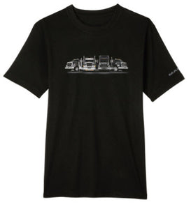 Mack Trucks Line Up 3XL T-Shirt