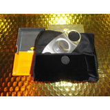 COHIBA  Stainless Steel Dual Blades Cigar Cutter &  Lighter in boxes