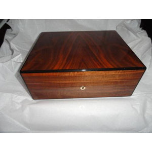 Elie Bleu Walnut  Humidor 75 count
