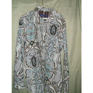 Georg Roth mens casual designer shirt Medium