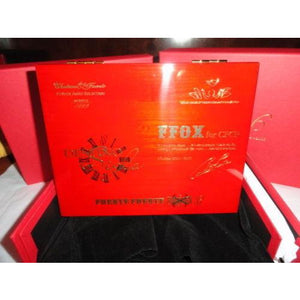 Fuente Opus 6 Ltd Red Lacquer traveler in the original box only 375 made