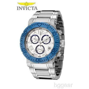 Invicta 6754 Men's Reserve Silver Dial Stainless Steel Watch
