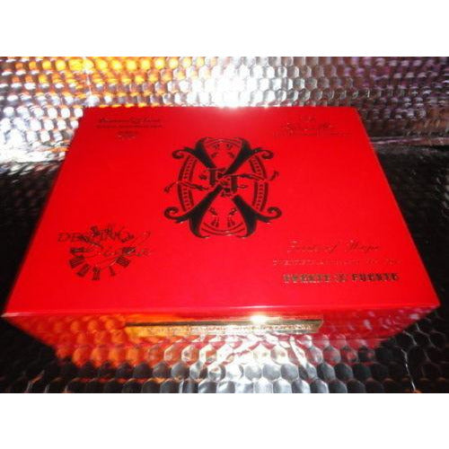 Fuente Opus X 20th Anniversary Travel Humidor in Red