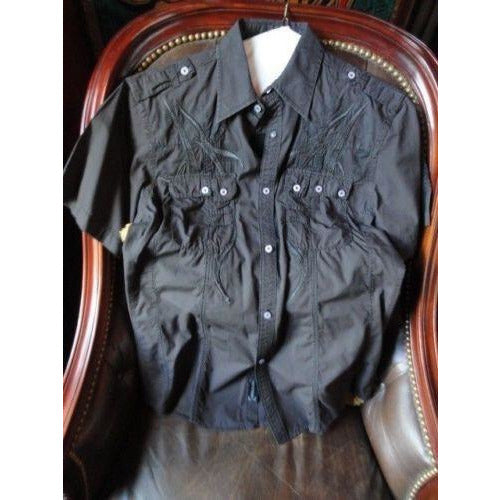 Roar mens  casual designer shirt Medium