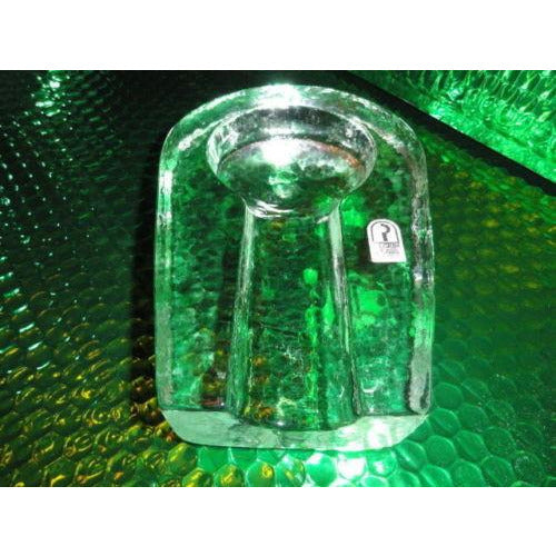pilgrim glass  ashtray