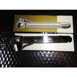 Zigarrenabscheider Chrome cigar cutter in the original box