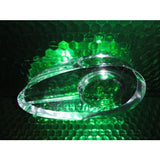 Alfred Dunhill Crystal Cigar Ashtray PA5102 with scratches no box