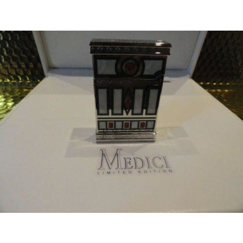 ST Dupont  Ltd Edition Medici Gatsby Pocket Lighter new in the box unfired