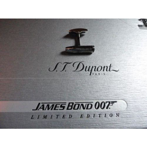 S.T. Dupont Limited Edition James Bond 007 Cuff Links Only