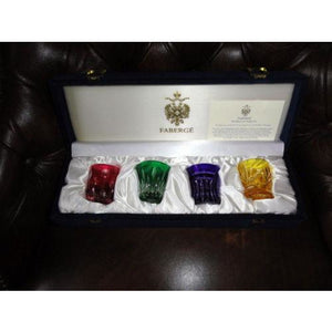 Faberge Na Zdorovya Shot Glasses