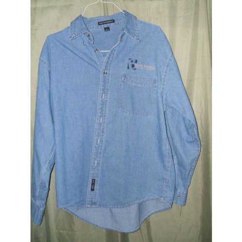 Port Authority mens casual shirt Large
