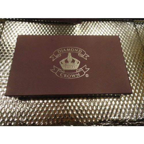 Diamond Crown  St James Series The Drake Ashtray new in the box