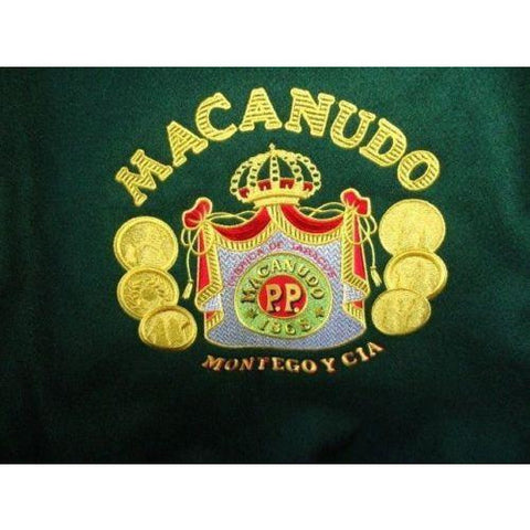 Macanudo Classics  Embroidered Medium Jacket new without tags