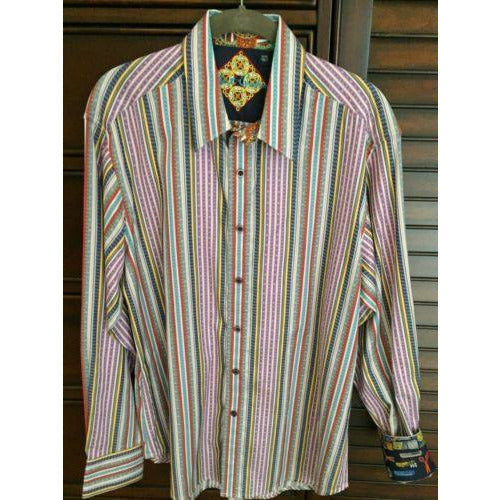 Robert graham shirt Medium