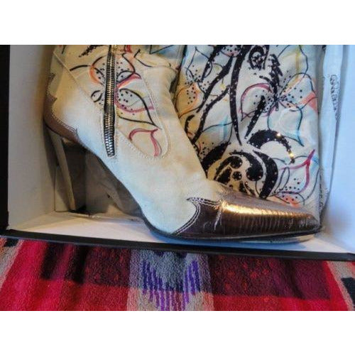 Valerio Giuntoli  ladies boots size 39 made in Italy