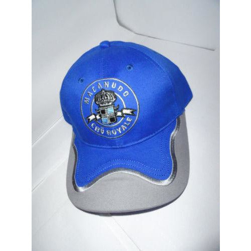 macanudo club royale blue baseball cap