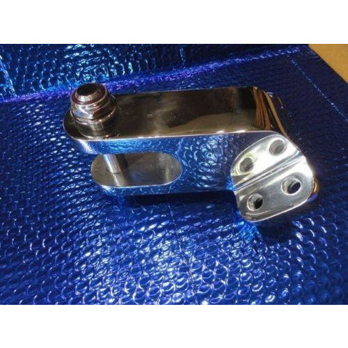 tie bar mount for Merc 6 Stern Drive