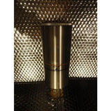 cohiba travel humidor in brushed aluminum