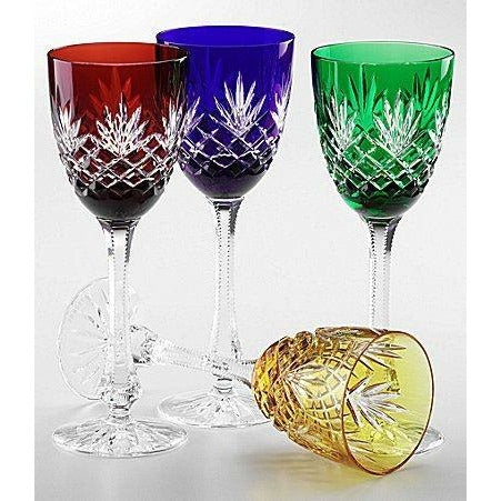 Faberge Odessa glasses set of 4