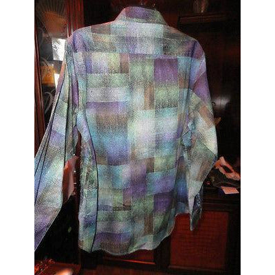 Robert Graham Molaa Bay Long Sleeve Shirt - Size Medium - New
