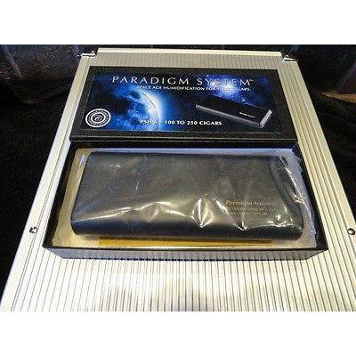 Paradigm system space age humification for your cigars  PHS 6- 100 to 250 cigars
